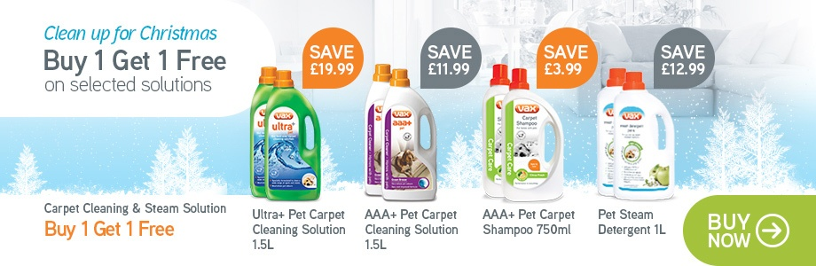 BOGOF December Cleaning Solutions Promotions