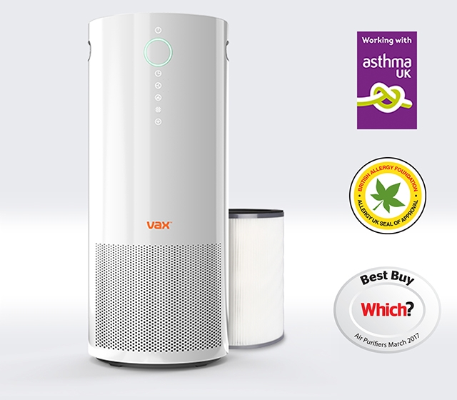 vax pure air 300 acamv101 air purifier vax official website